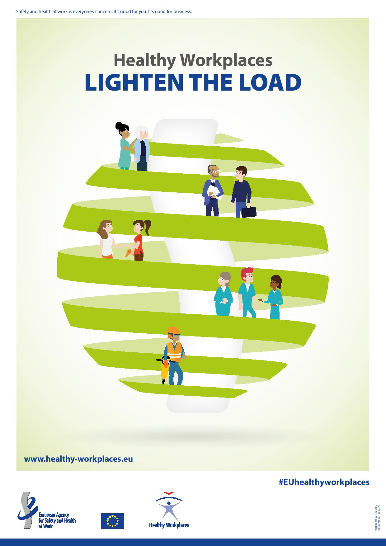 Get involved with European Week for Safety and Health at Work 2020
