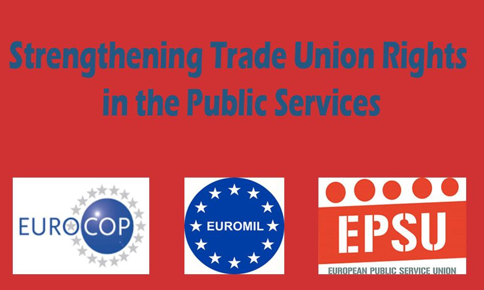 Fighting for trade union rights for all public service workers